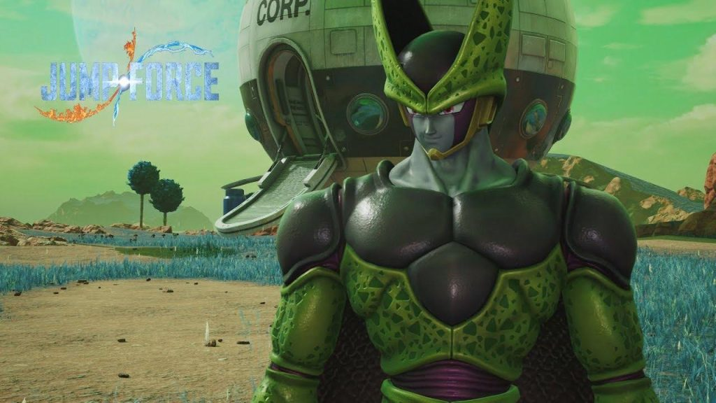 Cell-jump-force