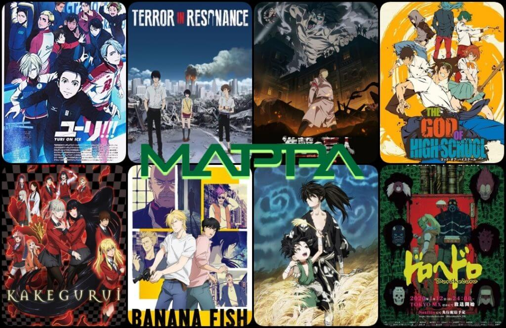 Top-10-Anime-Studios