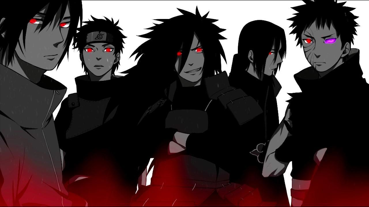Clans-In-Naruto