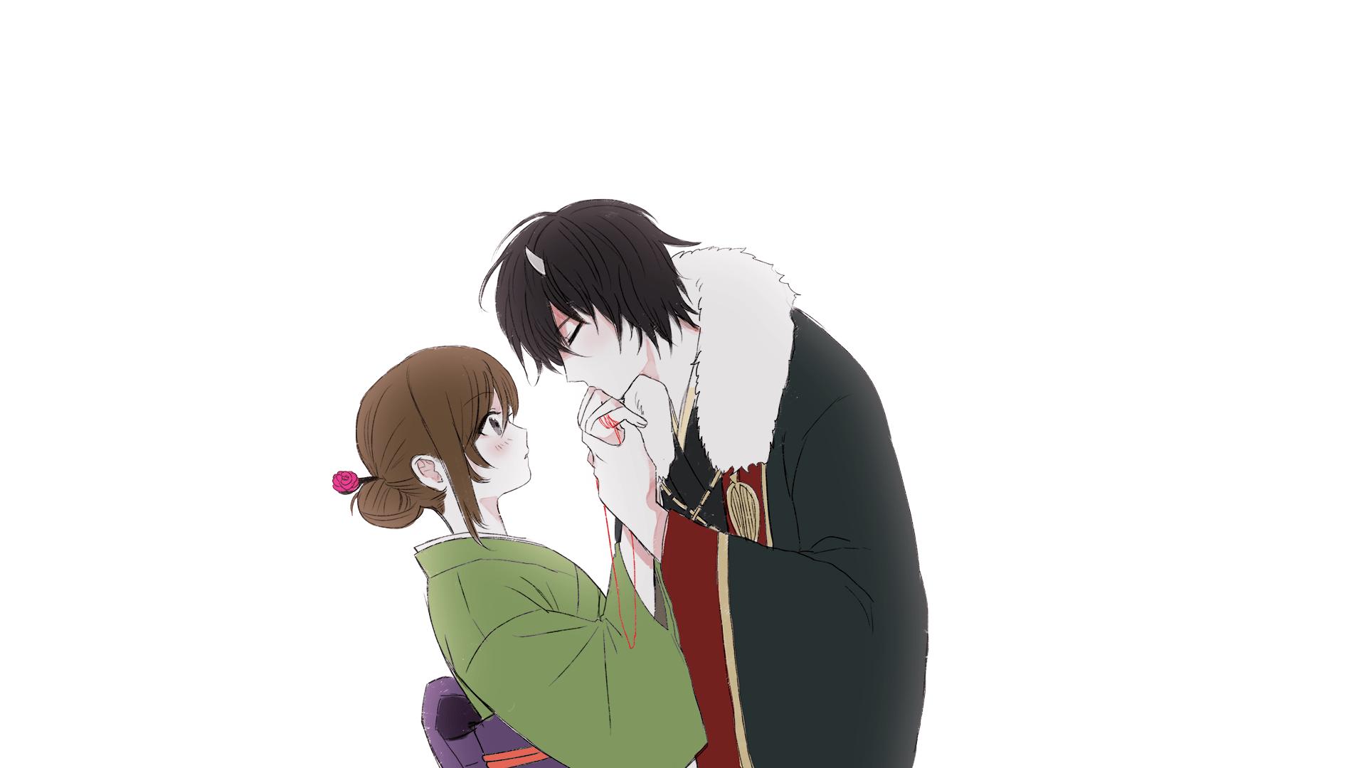Aoi and Odanna