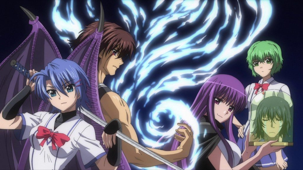 uncensored anime Demon King Daimao