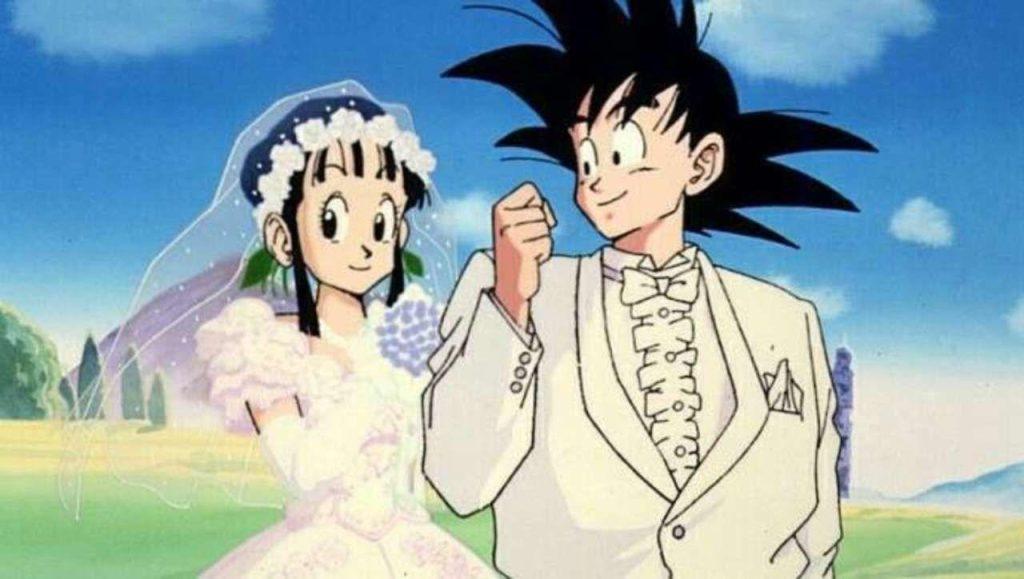 Goku-And-Chichi-anime-couples