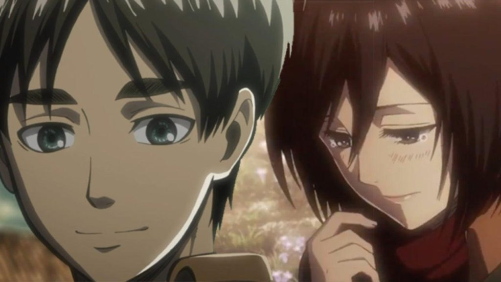 Mikasa-And-Eren
