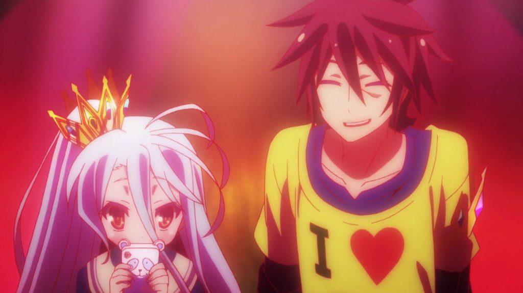 Best Isekai Anime No Game No Life