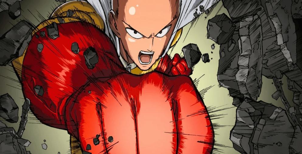 best anime on netflix One Punch Man