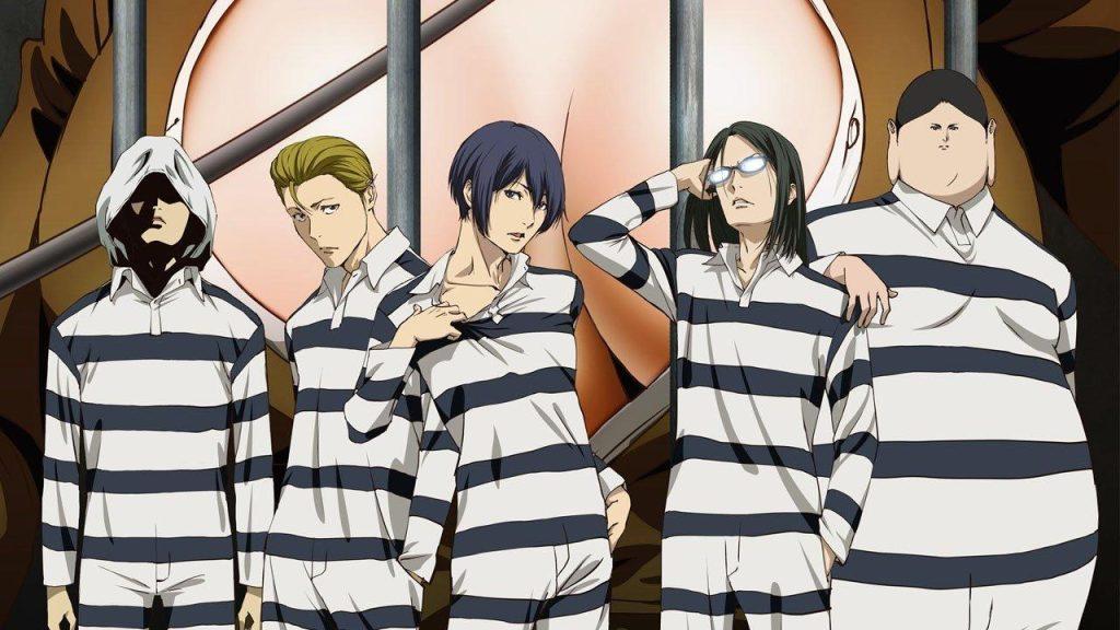best uncensored anime Prison School