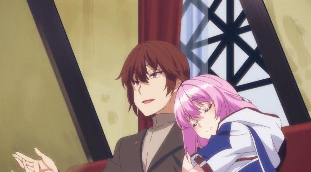 ecchi uncensored anime Redo of Healer