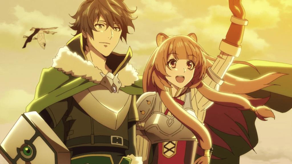 Best Isekai anime The Rising Of Shield Hero