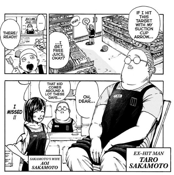 Sakamoto-Days