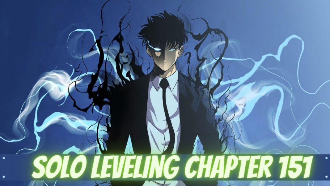Solo leveling image